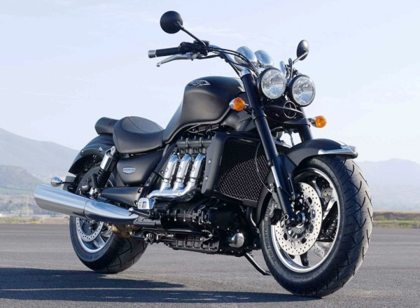 Triumph Rocket III Parts and Accessories
